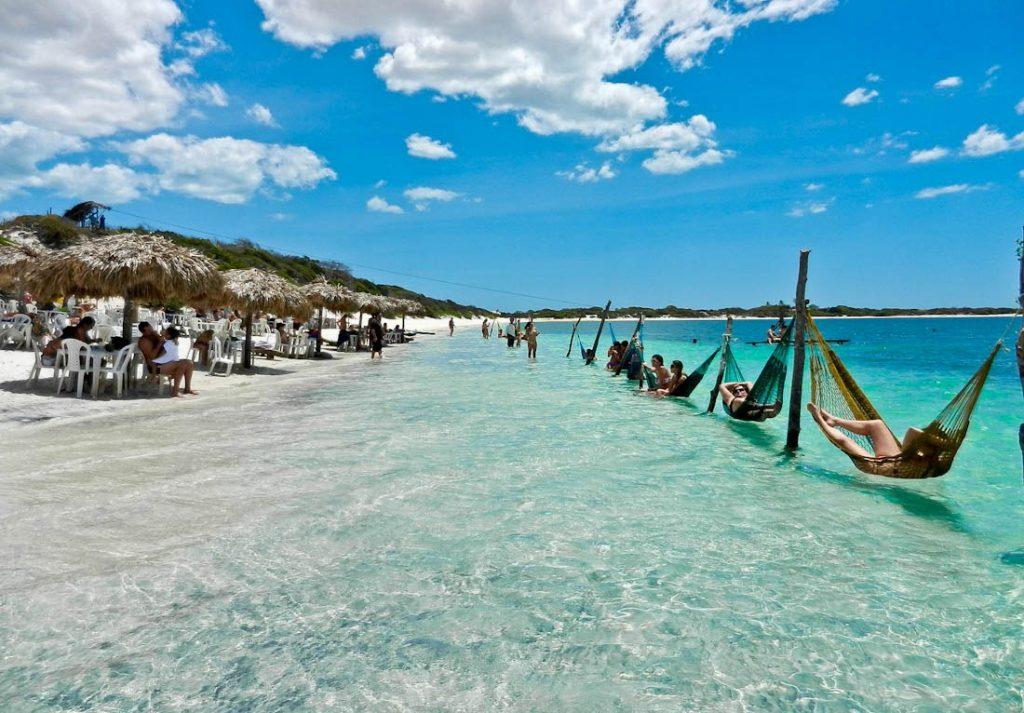 Praia Jericoacara/SP
